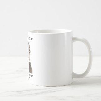 遺伝学Gregorヨハンメンデルの父 コーヒーマグカップ
