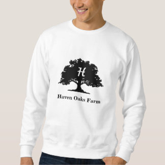 避難所のカシの農場のスエットシャツ スウェットシャツ