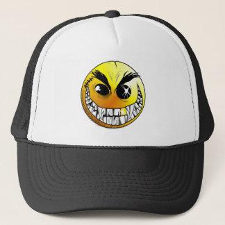 邪悪でにこやかな帽子 キャップ