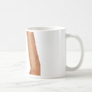 邪悪なかみそり コーヒーマグカップ