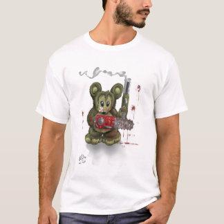 """""""邪悪なテッド""""のTシャツ Tシャツ"""