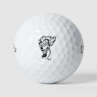 邪悪なピエロのカスタムなゴルフ・ボール ゴルフボール