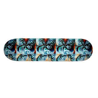 邪悪なピエロのスケートボード 19.7CM スケートボードデッキ