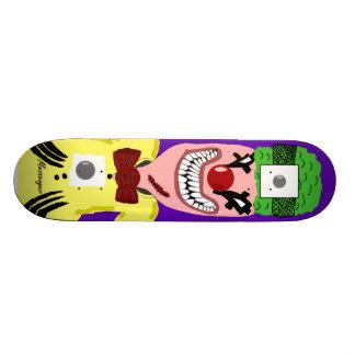 邪悪なピエロのメッセンジャーのスケートボード スケボー
