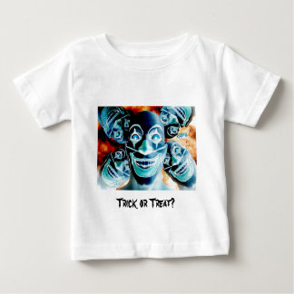 邪悪なピエロ ベビーTシャツ