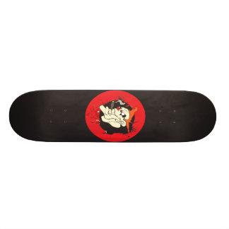 邪悪なピエロ 20CM スケートボードデッキ
