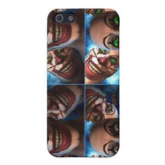 邪悪なピエロ iPhone 5 CASE