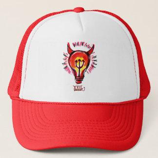 邪悪な天才トラック運転手の帽子 キャップ