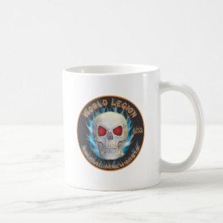 邪悪な機械工の軍隊 コーヒーマグカップ