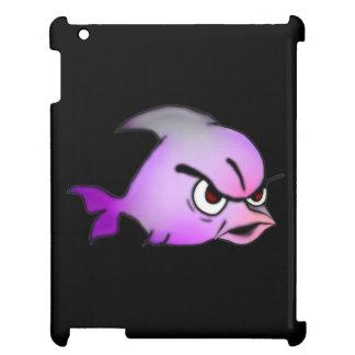 邪悪な魚 iPadケース