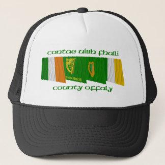 郡オファリーの旗 キャップ