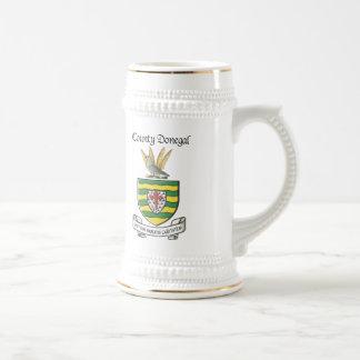 郡ドニゴールビールステイン ビールジョッキ