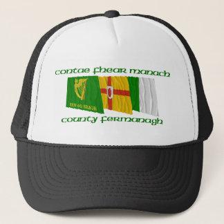 郡Fermanaghの旗 キャップ