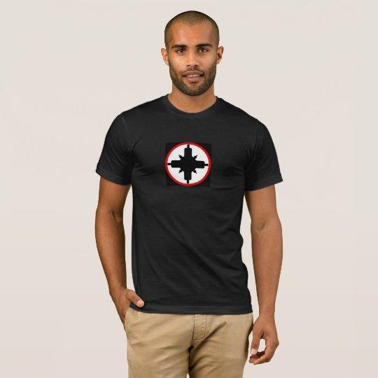 部分制御Tシャツ Tシャツ