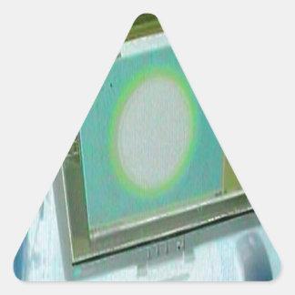部分空間の共同体 三角形シール