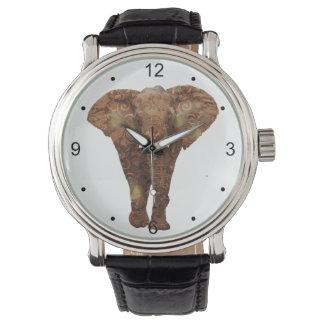 部屋の象 腕時計