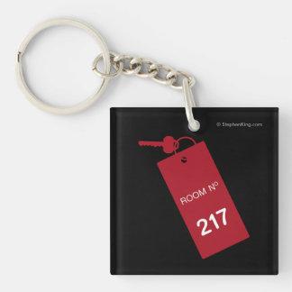 部屋217の鍵 キーホルダー
