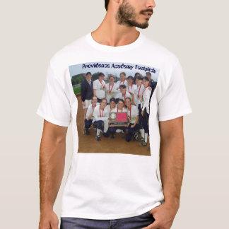 部門別の最終、プロヴィデンスアカデミーFastpを…団結して下さい Tシャツ