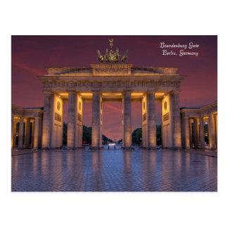 郵便はがきのためのドイツのイメージ ポストカード