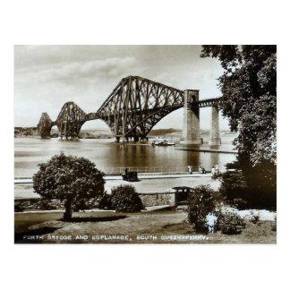 郵便はがきは、スコットランド繋ぎます ポストカード