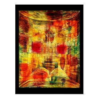 郵便はがきクラシックの芸術Klee 11 ポストカード