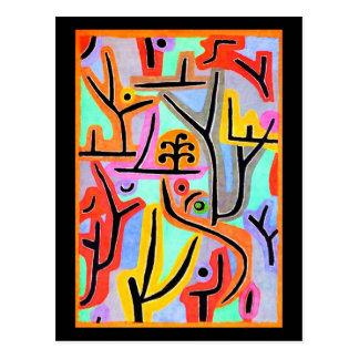 郵便はがきクラシックまたはヴィンテージの芸術Klee 23 ポストカード