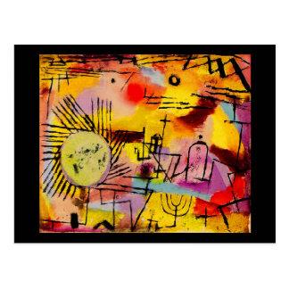 郵便はがきクラシックまたはヴィンテージの芸術Klee 32 ポストカード