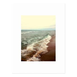郵便はがき-アルカディアの波 ポストカード