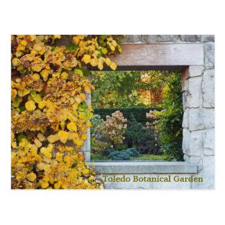 郵便はがき、トレドの植物園(オハイオ州、米国) ポストカード