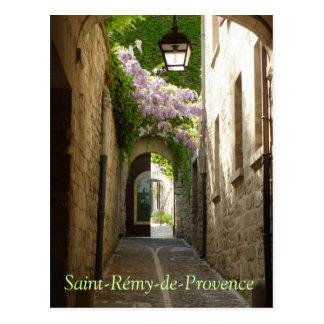 郵便はがき-聖者Rémy deプロバンス ポストカード