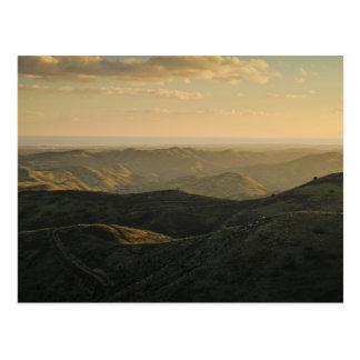 郵便はがき: SerraはCaldeirao山をします。 ポルトガル ポストカード