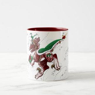 郵便Shivae ツートーンマグカップ
