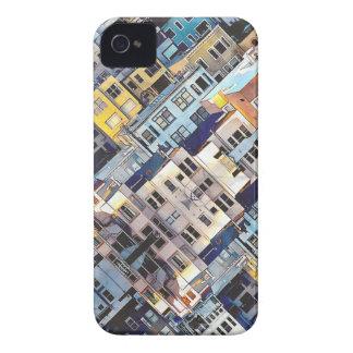 都市のアパート Case-Mate iPhone 4 ケース