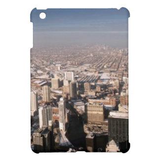 都市の全景 iPad MINIケース