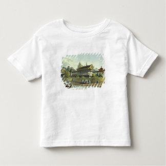 都市の反対の皇帝の夏の離宮、の トドラーTシャツ
