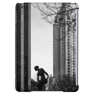 都市の孤独な時 iPad AIRケース