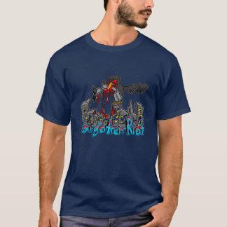 都市の破壊 Tシャツ