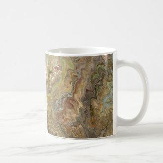 都市の衰退-マグ コーヒーマグカップ