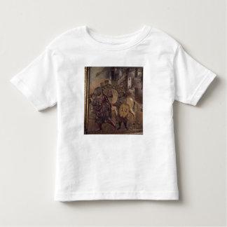 都市を去っているGrandaの最後のイスラム教王 トドラーTシャツ
