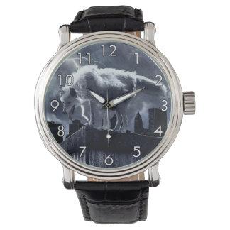 都市オオカミ 腕時計
