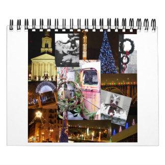 都市カレンダーのKnoxvilleのクリスマス カレンダー