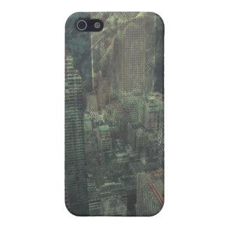 都市ジャングルの汚い雨林都市 iPhone 5 COVER