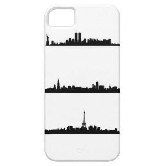 都市スカイラインの場合 iPhone SE/5/5s ケース