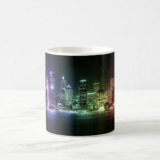 都市スカイライン コーヒーマグカップ