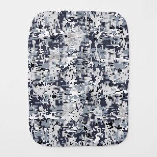 都市スタイルの灰色のデジタルカムフラージュ バープクロス