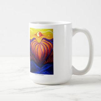 都市タカのマグ コーヒーマグカップ