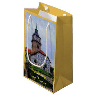 都市タワーのBacknangのギフトバッグ スモールペーパーバッグ