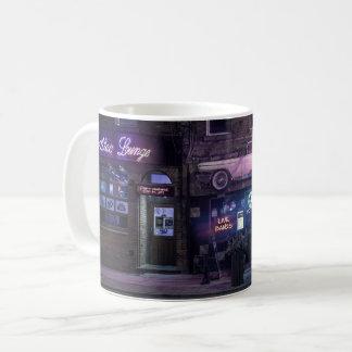 都市ナイトライフコンサートのマグ コーヒーマグカップ