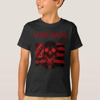 都市プラスチック Tシャツ