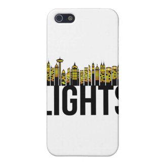 都市ライト iPhone 5 COVER
